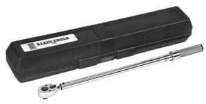 Klein 57010 1/2-Inch Torque Wrench Ratchet Square Drive