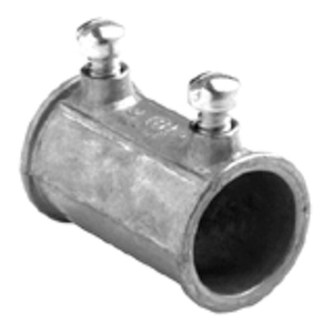 Bridgeport Fittings 41-DC 3/4IN RIGID SS CPLG.