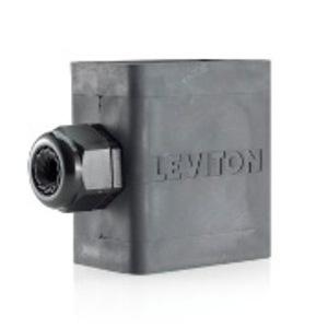 Leviton 3099-2E 1g Rubber Pendant Bx Dp