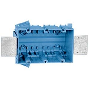 "Thomas & Betts SB2-357-FS 3-7/16"" Deep, 3-Gang Switch/Outlet Box"