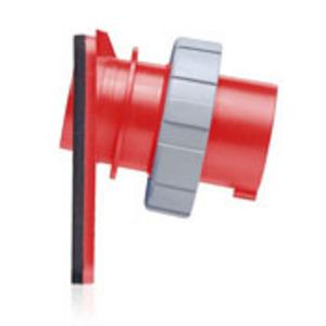 520B7W RED INL WTITE PINSLEV 4P5W 3PH