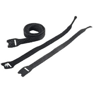 nVent Hoffman ECWTD12B Cable Wrap 12in Blk TD Qty 10