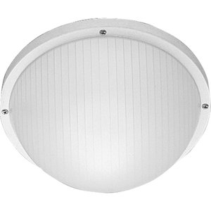 Progress Lighting P5702-30 10in Wall or Ceiling Bulkhead Rib