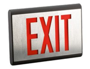 Emergi-Lite DXN1R-N EMERGI LITE DXN-1-R-N