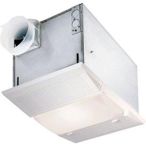 Nutone 9965 Heater/Fan/Light, 1500W, 70 CFM