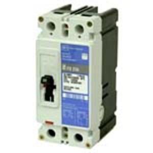 Eaton EHD2010L TYPE EHD, 2P, 10A TRIP, 480V CLASS, L/L