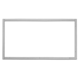 ASD Lighting ASD-FELP24 2X4 SURFACE MOUNT FRAME LED EDGE-LIT PANEL