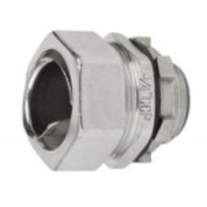 Calbrite S40500FCS0 1/2 STR SS FLEX CONN