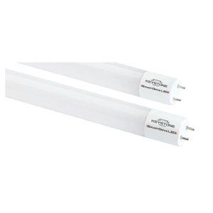 "Keystone Technologies KT-LED11.5T8-48GC-840-S LED Lamp, 11.5 Watt, 1800 Lumen, 4000K, T8, 48"""