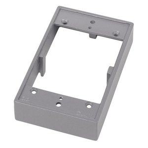 """Red Dot IHE Weatherproof Box Extension Ring, Universal, Depth: 1"""", Die Cast *** Discontinued ***"""