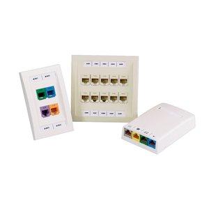 Panduit C200X100FJC P1 Cassette, Network Label, Adhesive Pol