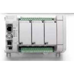 Allen-Bradley 2080-LC20-20QWBR Controller, Programmable, 12 Inputs, 8 Outputs, Removable Terminals