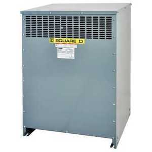 Square D EX112T3HFCU TRANSFORMER DRY TYPE 112.5KVA 480D208Y *** Discontinued ***
