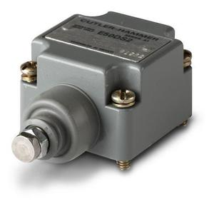 Eaton E50DS2 Limit Switch Operating Head, Side Pushbutton, Plugs Into Body