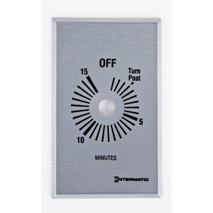 Intermatic FF15MP Metal Plate Only For 15 Minute Timer