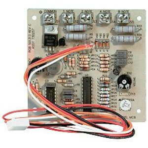 Broan NA3008C Chime Module,Nutone,Intercom,Lighted/Unlighted: Unlighted