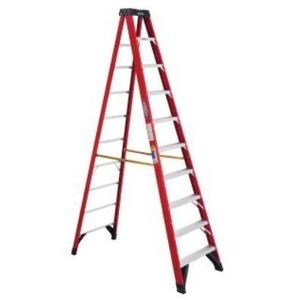 Werner Ladder 6310 10' Step Ladder, 375 lbs