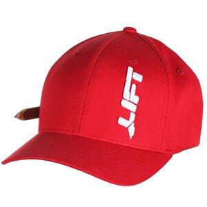 Lift Safety AVT-6R Cotton Flexfit Hat, Red