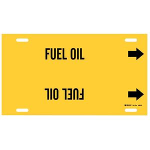 4063-G B915 STYLE G BLK/YEL FUEL OIL
