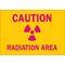25278 RADIATION & LASER SIGN