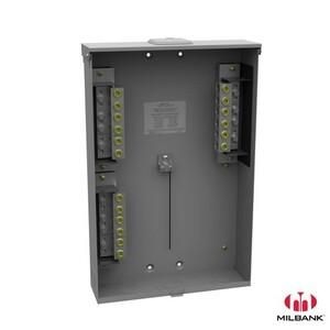 Milbank U4540-XL 200A 1PH 600V TERMINAL