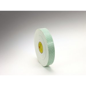 "3M 4016-1X36YD Double Coated Urethane Foam Tape, 1""x36 Yd"