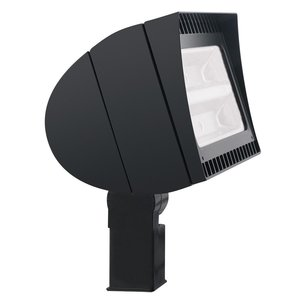 RAB FXLED150SFN Flood Light, LED, 1-Light, 150W, 120-277V, Bronze