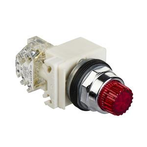 9001K2L35RH13 P-BTN 600VAC 10A30MM T-K