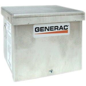 Generac 6342 Inlet Receptacle, 20A, 125/250V, NEMA 3R L14-20P Aluminum