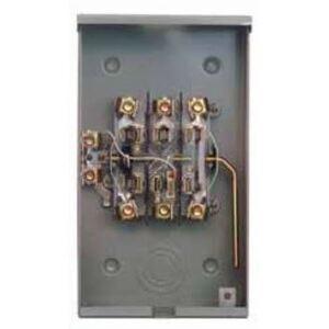 Siemens 41407-025F TALON 200A 7J RGLS 1POS LVRBPS MS OH/UG
