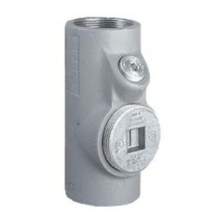 "Hubbell-Killark ENY-3 Sealing Fitting, Vertical/Horizontal, 1"", Explosionproof, Aluminum"