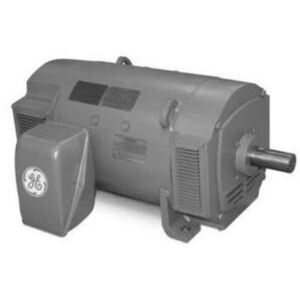 GE 5CD193ZD802A800 Motor, 40HP, 2500RPM, TEFC, Frame 366AT, CLASS F, 480VAC