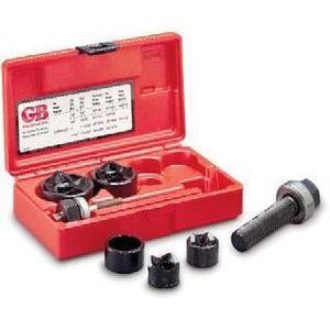 "Gardner Bender KOM50125 Mech Knockout Set, 1/2"" - 1-1/4"""