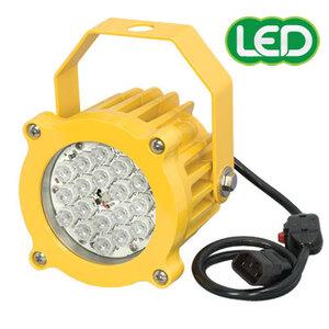 Hubbell - Lighting DOK-18LU-5K-FL-C6515P LED DOCK LIGHT W/6FT CORD AND PLUG