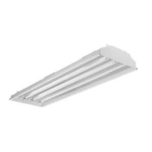 Oracle Lighting CB-4-54-T5HO High Bay Fixture, 4', 4-Lamp, T5HO, 54W, 120-277V