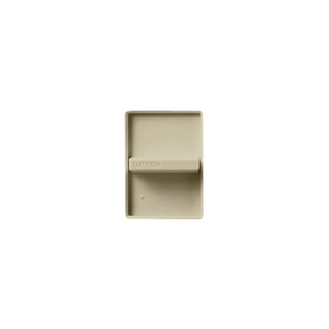 Lutron NT-2000-IV Slide Dimmer, 2000W, Incandescent, Nova T, Ivory