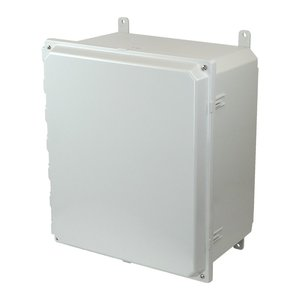 Allied Moulded AMP1860 Wall mount enclosure assembly