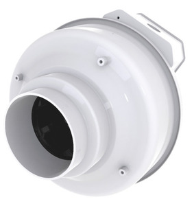Fantech FR-100 DUCT FAN MOLDED HOUSING