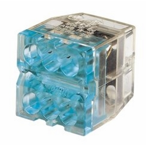 Ideal 30-188 Push-in 12awg 6-port, 1000 Bx *** Discontinued ***