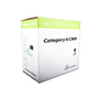 GIGAMEDIA CAT6 CABLE WHITE 4PR24 CMR