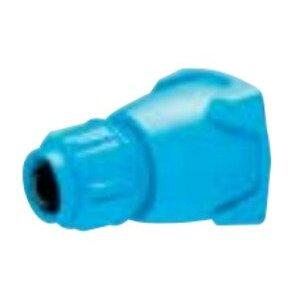 Meltric 513P0D30 Handle, Blue Nylon - Bagged