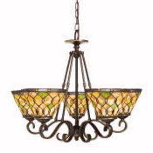Kichler 66046 CHANDELIER 5LT *** Discontinued ***