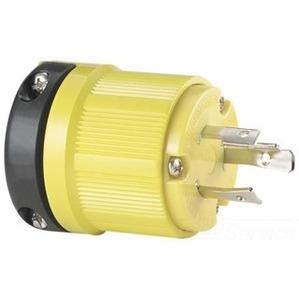 Eaton Arrow Hart 6202CL Plug 3p3w H/l For Lighting Appl Gy