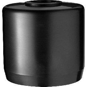 "RAB MCAP3B Mighty Cap, Aluminum, Black, 1/2"" Threaded Hole"