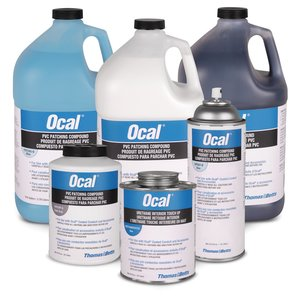 Ocal PATCHP-B Touch-Up Paint, Light Blue, 16 Oz Can