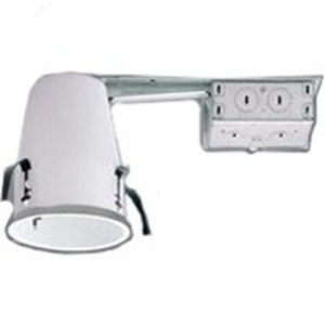 """Halo H99RTAT Recessed Non-IC Housing,  Shallow Ceiling, 4"""""""