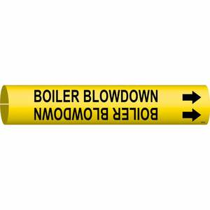 4015-B 4015-B BOILER BLOWDOWN/YEL/STY B