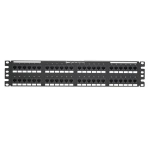 Panduit DP486X88TGY 48 Port Cat 6A Patch Panel