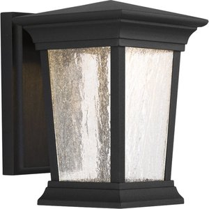 "Progress Lighting P6067-3130K9 1-Lt. Small Wall Lantern (6"") w/AC LED Module"