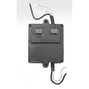 Technology Research 33120-001 GFCI Panel Mount, 120V / 20Amps